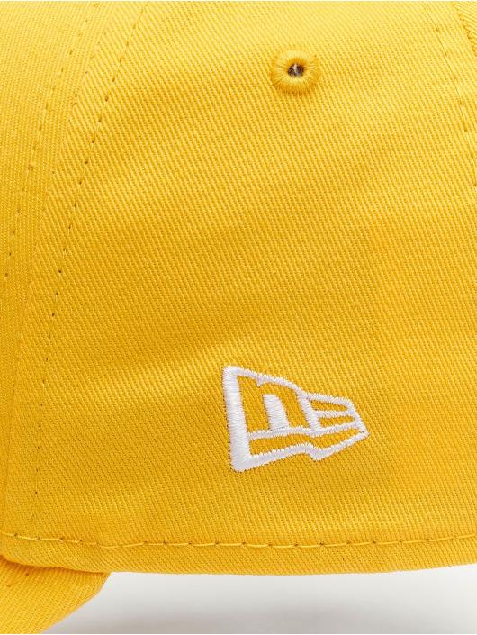 New Era Snapback Cap Essential 9Forty gold