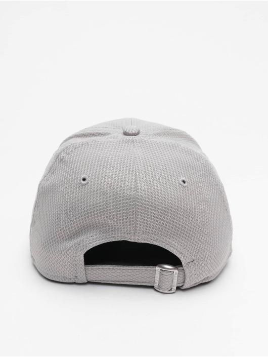 New Era Snapback Cap MLB NY Yankees Diamond Era Essential 9Forty gray