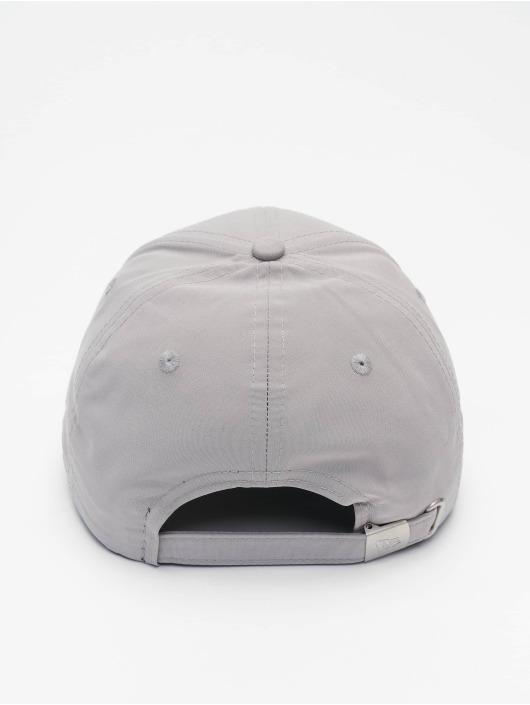 New Era Snapback Cap MLB NY Yankees Flawleshortsleeve Logo gray