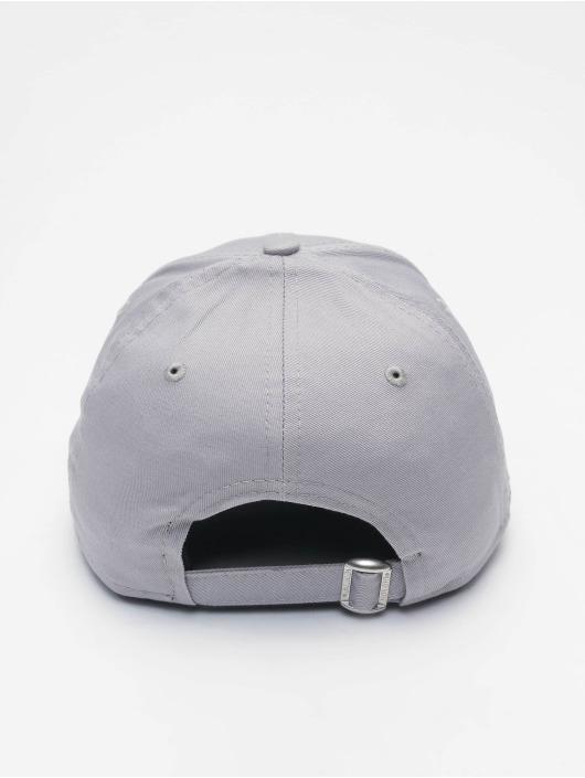 New Era Snapback Cap Colour Ess New York gray