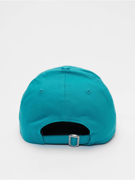 New Era Snapback Cap MLB New York Yankees League Essential 9forty turquoise