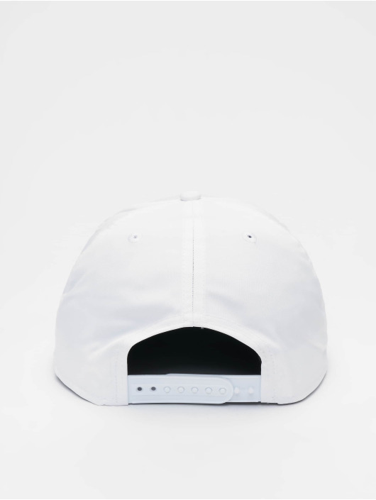 New Era Snapback Cap NBA Featherweight Logoman 9fifty Original Fit white