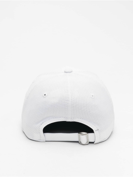 New Era Snapback Cap Womens Diamond Era 9Forty white