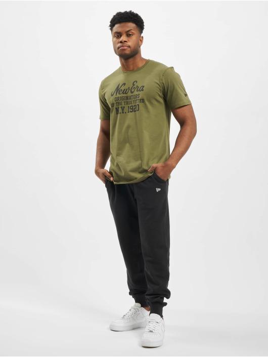 New Era Sweat Pant Essential black