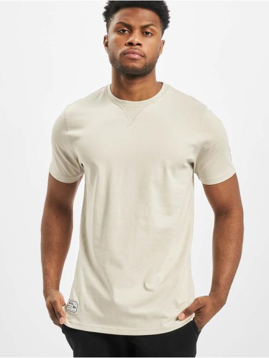New Era T-Shirt Patch beige