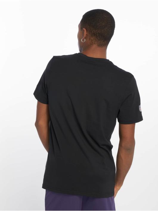 New Era T-Shirt Team Minnesota Vikings Logo black