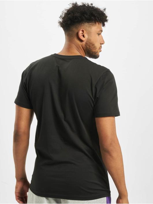New Era T-Shirt NBA LA Lakers Team black