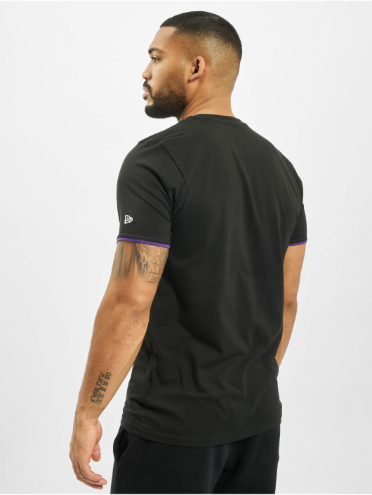 New Era T-Shirt NBA LA Lakers Graphic black