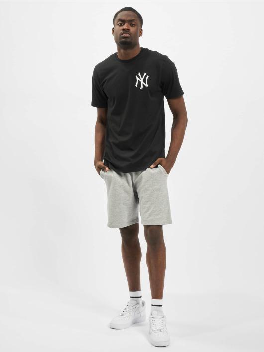 New Era T-Shirt MLB NY Yankees Far East black