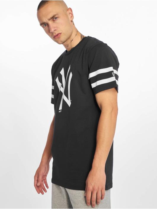 New Era T-Shirt MLB New York Yankees Team Logo blue