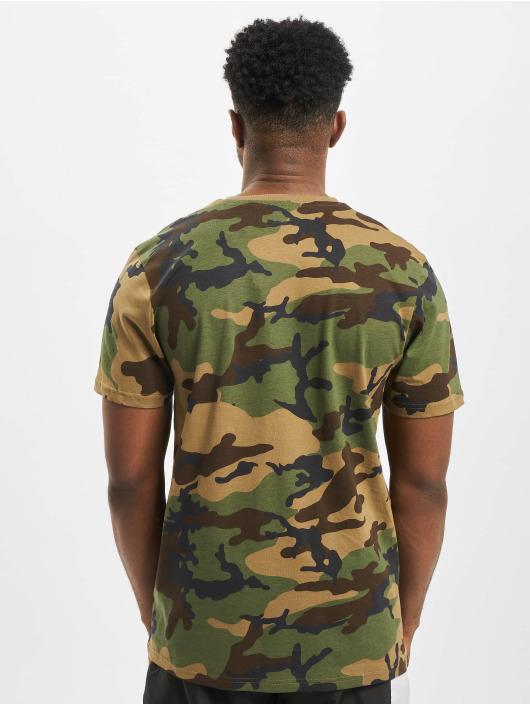 New Era T-Shirt NBA LA Lakers Camo camouflage