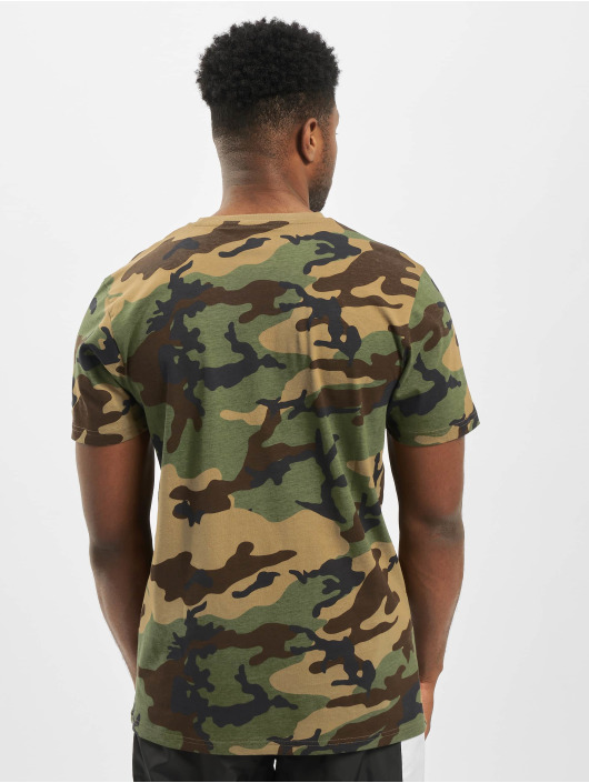 New Era T-Shirt NBA Boston Celtics Camo colored