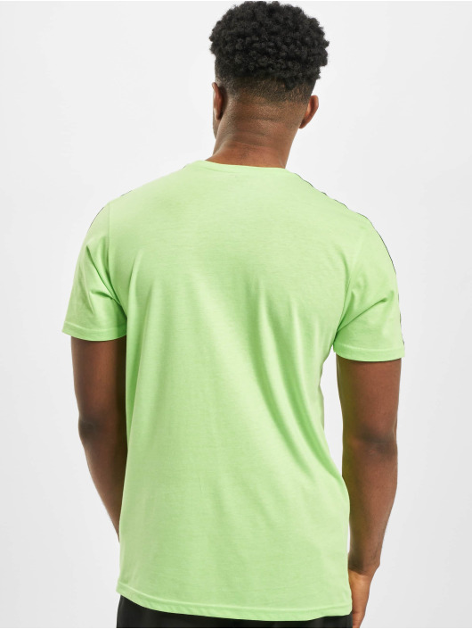New Era T-Shirt MLB NY Yankees Sleeve Taping green