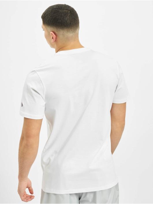 New Era T-Shirt MLB NY Yankees Infill Logo white