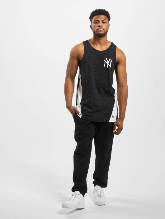 New Era Tank Tops MLB NY Yankees AOP blue