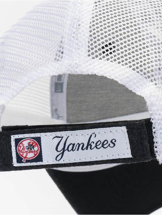 New Era Trucker Cap MLB New York Yankees Summer League 9forty black
