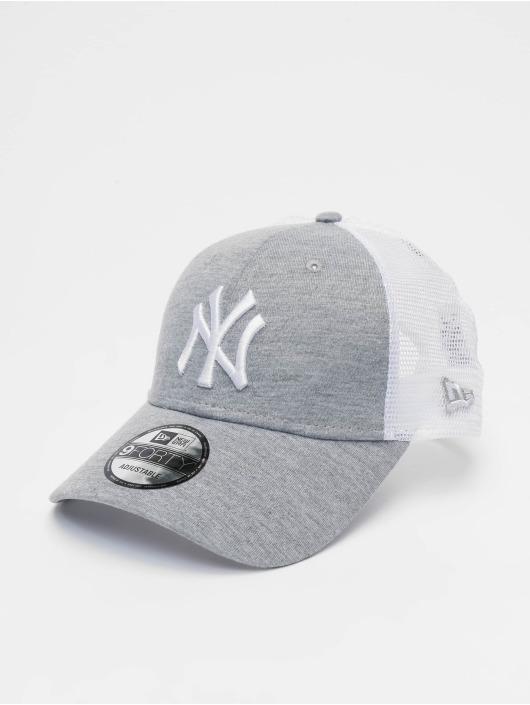 New Era Trucker Cap MLB New York Yankees Summer League 9forty gray