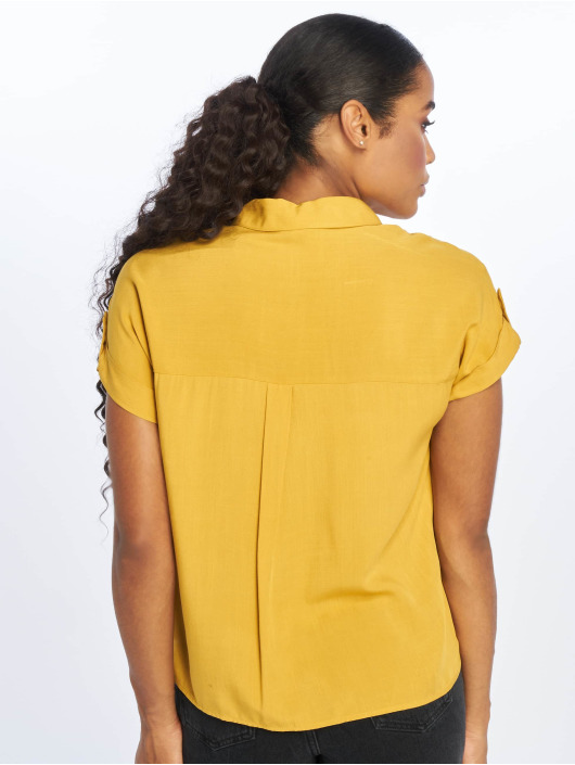 New Look Blouse/Tunic Jefpatch yellow