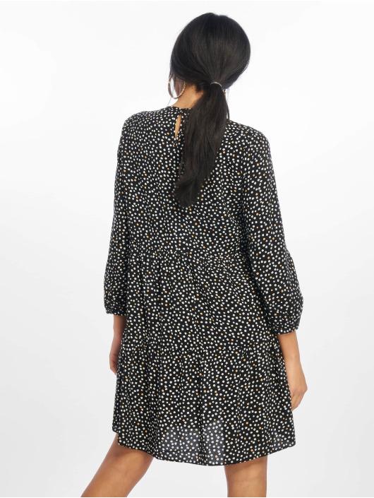 New Look Dress Print TBC V/NK Smock black