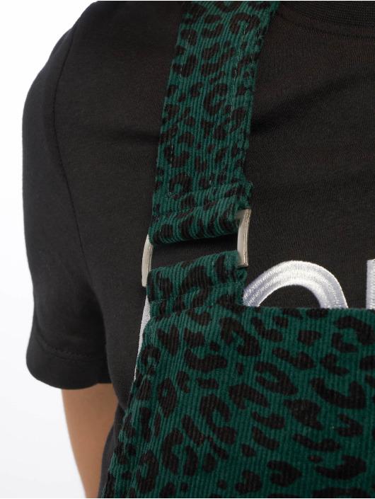 New Look Dress Jamie Animal Cord green