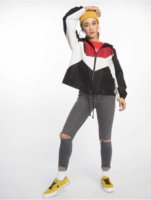 New Look Lightweight Jacket Carla Colourblock black