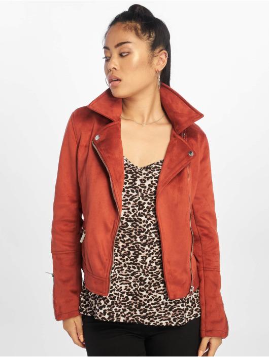New Look Lightweight Jacket Fletcher Suedette brown