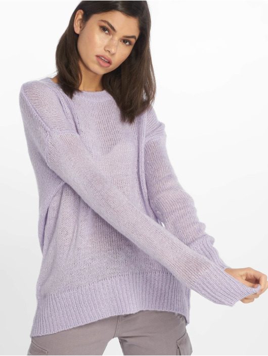 New Look Pullover Jumper purple