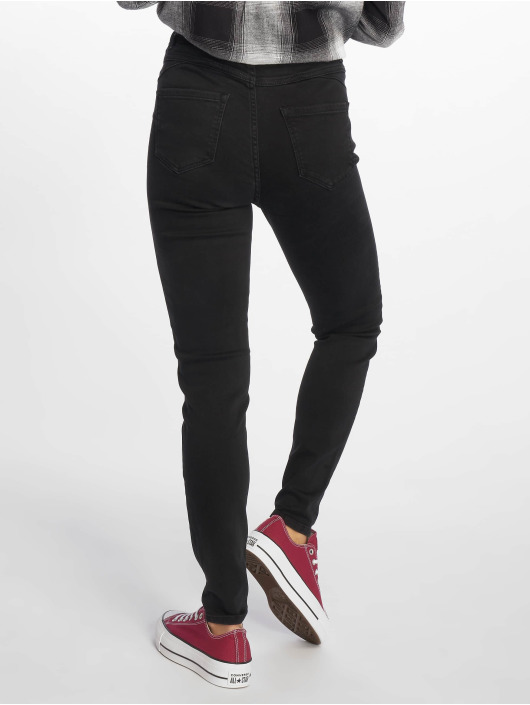 New Look Skinny Jeans Lift And Shape black