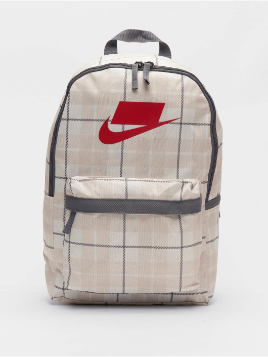 Nike Backpack Heritage 2.0 AOP beige