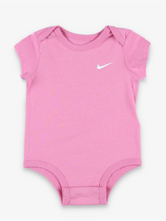 Nike Body Rainbow Stripe 3 Pack white