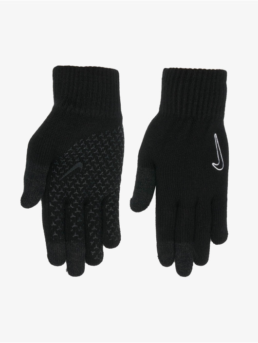 Nike Glove Knitted Tech And Grip black