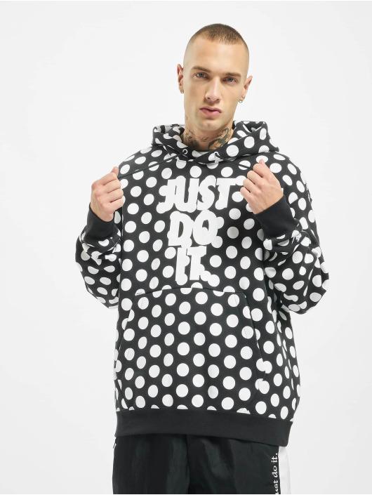 Nike Hoodie JDI AOP Q5 black