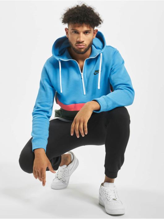 Nike Hoodie Club HZ BB blue