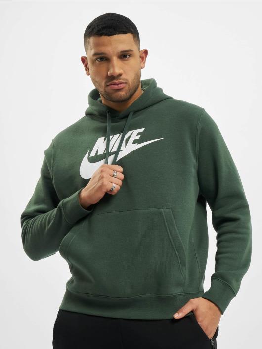 Nike Hoodie Club green