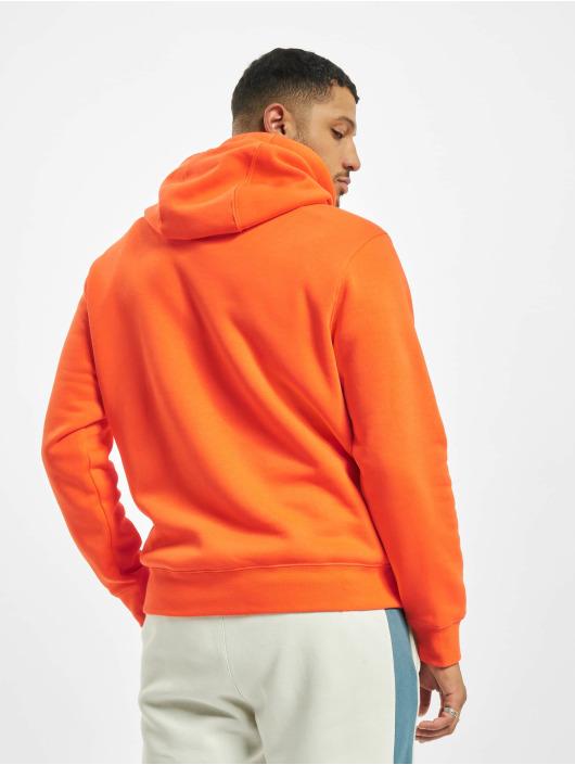 Nike Hoodie Club orange
