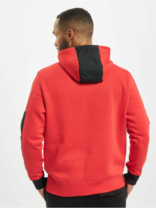 Nike Hoodie Air Fleece red