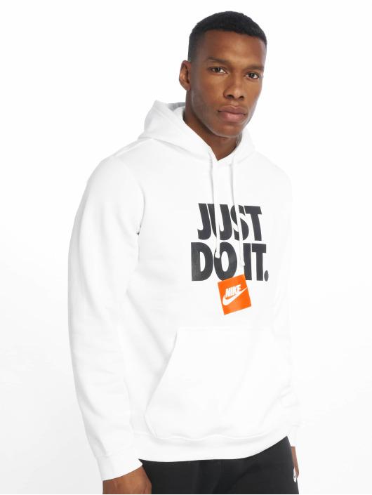 Nike Hoodie JDI PO Fleece white