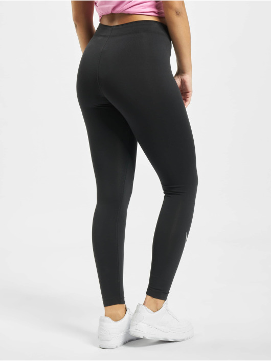 Nike Leggings/Treggings Legasee Swoosh black