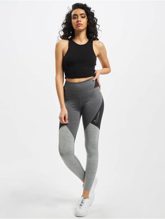 Nike Leggings/Treggings One Tight Novelty black