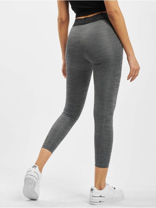 Nike Leggings/Treggings Pro Tight 7/8 HTR JDI black