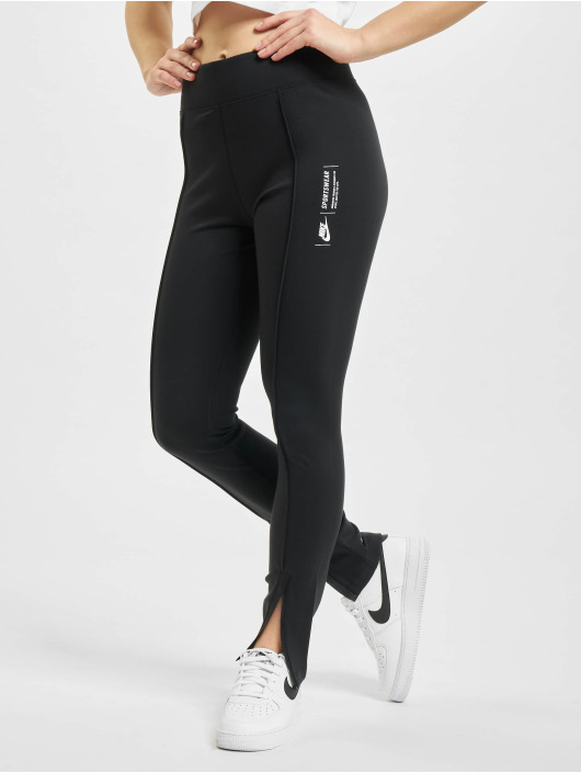 Nike Leggings/Treggings Legasee Zip black