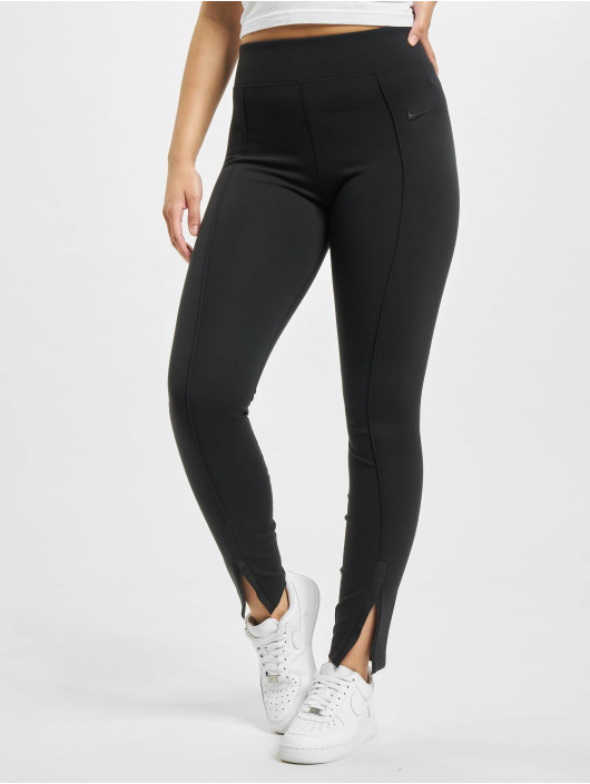 Nike Leggings/Treggings W Nsw Legasee Zip black
