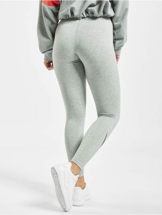 Nike Leggings/Treggings Legasee Swoosh gray