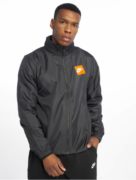 Nike Lightweight Jacket JDI HD Woven black