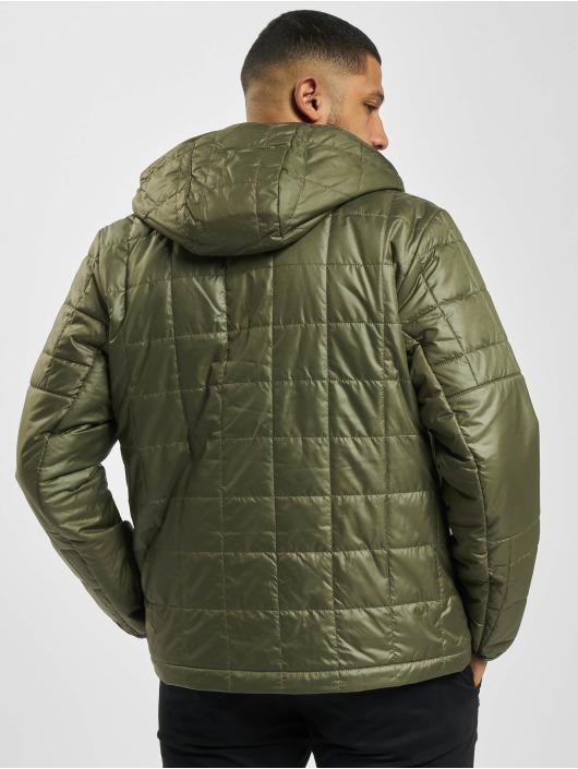 Nike Lightweight Jacket Synthetic Fill Fleece green