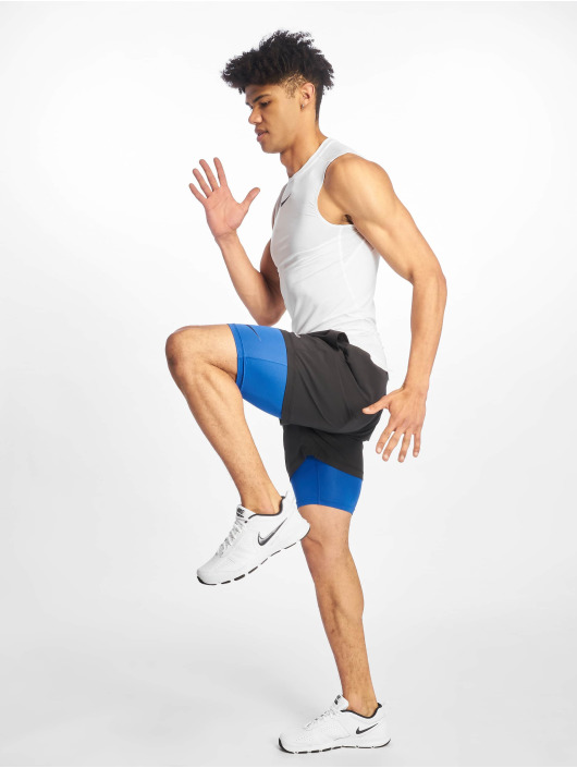 Nike Performance Compression Shorts Pro blue