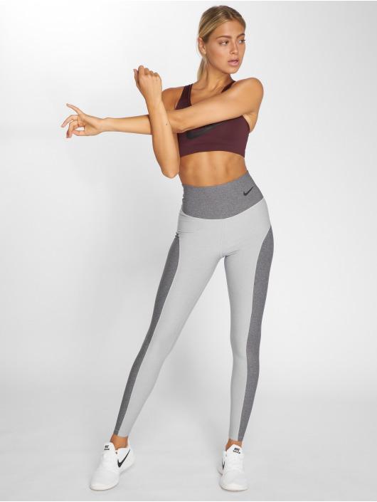 Nike Performance Leggings/Treggings Power Studio gray