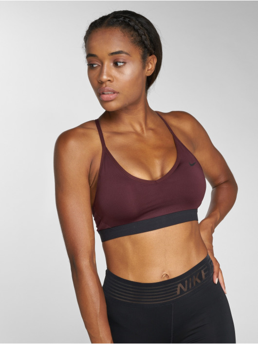 Nike Performance Sports Bra Indy red