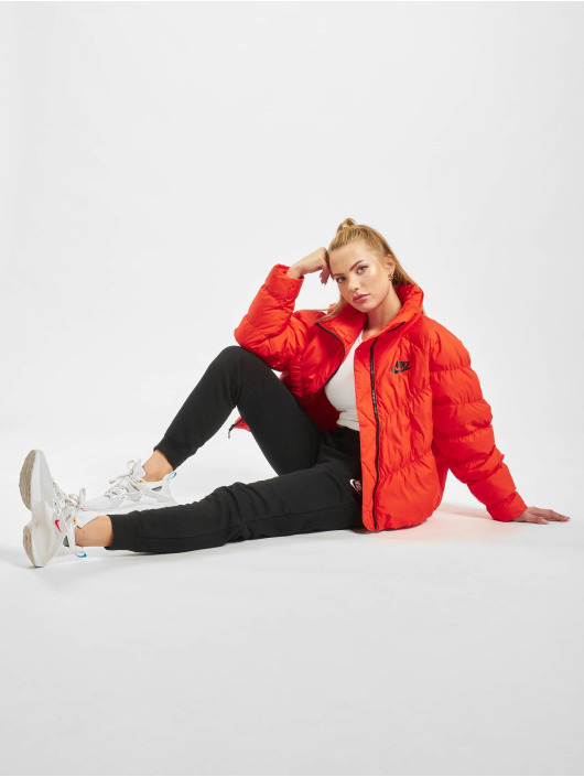 Nike Puffer Jacket Synthetic Fill orange