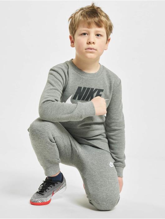 Nike Pullover Nkb Club Hbr gray